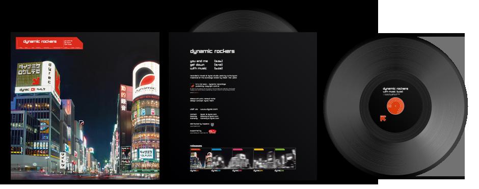 DYREC 01 / Dynamic Rockers – With Music EP