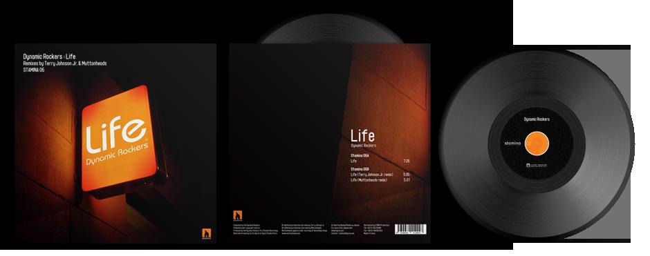 STAMINA 06 / Dynamic Rockers – Life EP