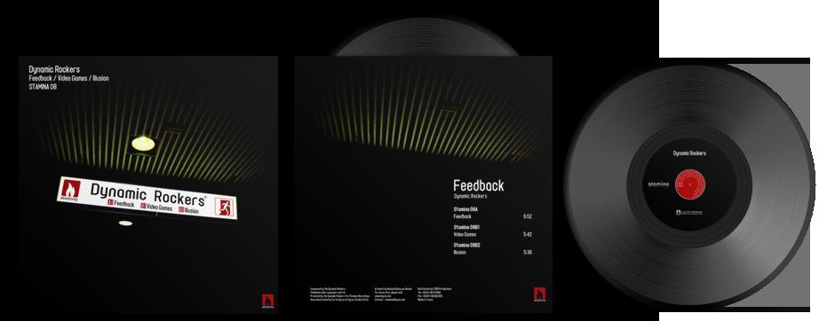 STAMINA 08 / Dynamic Rockers – Feedback EP