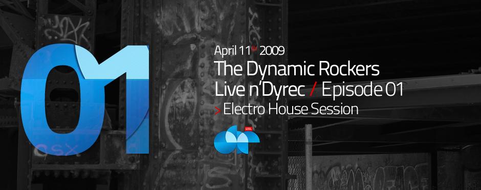 LIVE n'DYREC Episode #01