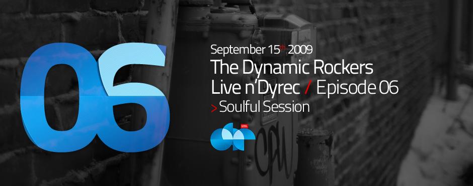 LIVE n'DYREC Episode #06