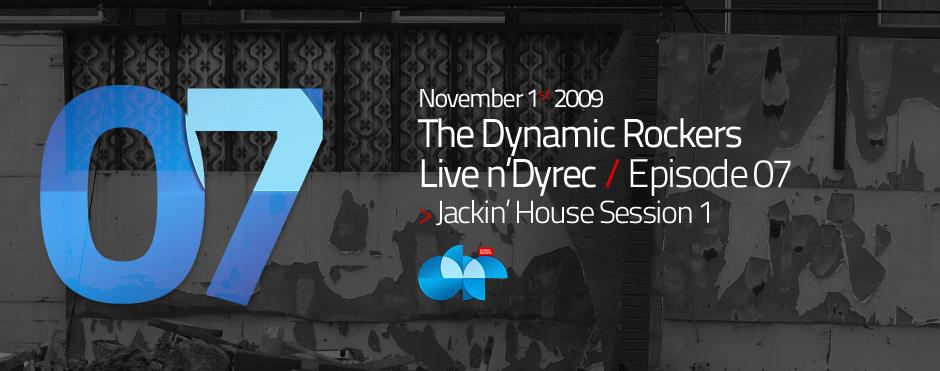 LIVE n'DYREC Episode #07