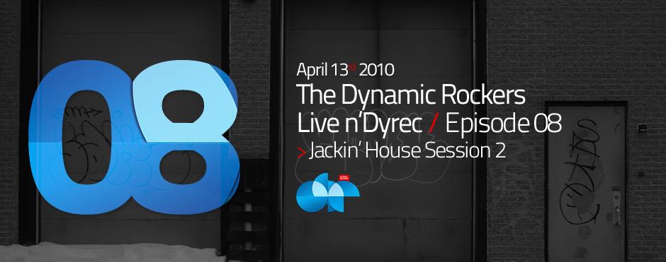 LIVE n'DYREC Episode #08