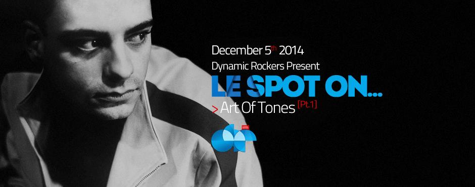 Ludovic Llorca aka Art Of Tones